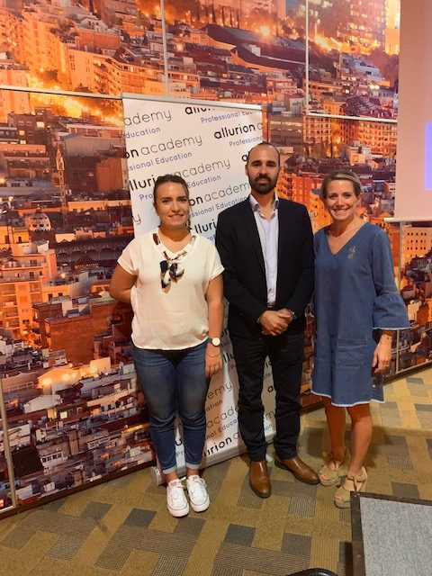 Le Dr Guillaud au congrès international Allurion à Barcelone (ballon gastrique)